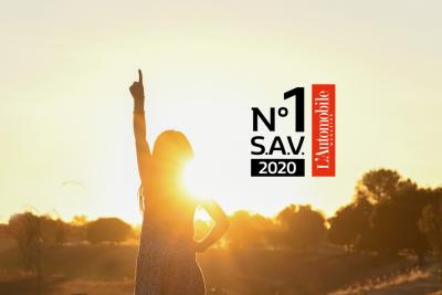 RENAULT N°1 SAV 2020
